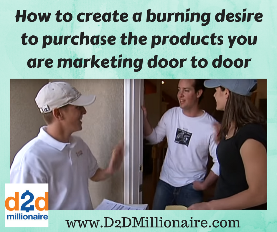 how to create desire in marketing